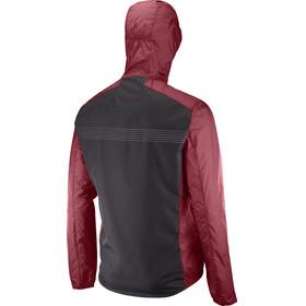 Salomon Fast Wing Aero Jacket Men Biking Red